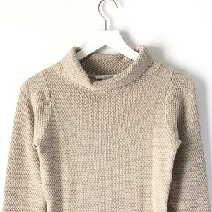 Boden Sweaters - boden audrey funnel neck textured cotton sweater